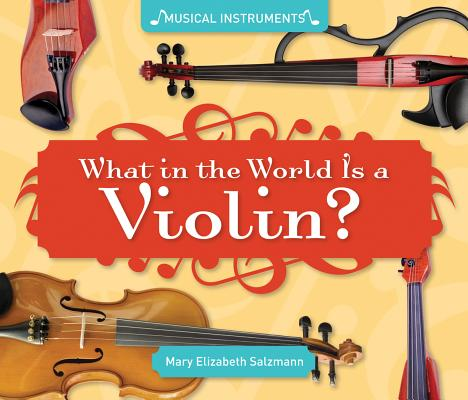 What in the World Is a Violin? By Salzmann, Mary Elizabeth